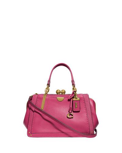 Dreamer 21 Glove-Tanned Satchel Bag