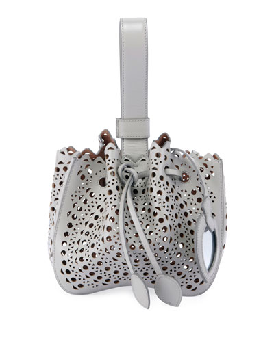Rose Marie Mini Lux Bucket Bag