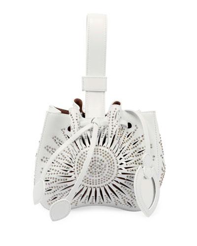 Rose Marie Mini Tressor Bucket Bag