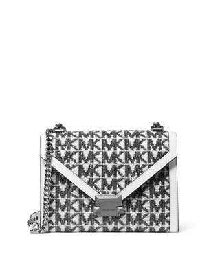0283d357a3bd MICHAEL Michael Kors Whitney Large Limited-Edition Shoulder Bag
