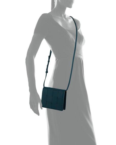 Bottega Veneta Mini Cassette Crossbody Bag