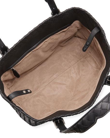 Bottega Veneta Cesta Mini Intrecciato Tote Bag