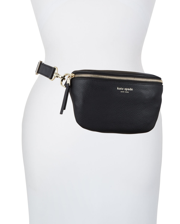 Kate Spade New York Polly Medium Leather Belt Bag Neiman Marcus