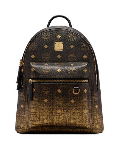 Stark Gradation Visetos Canvas Backpack