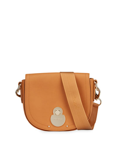 Cavalcade Medium Leather Crossbody Bag