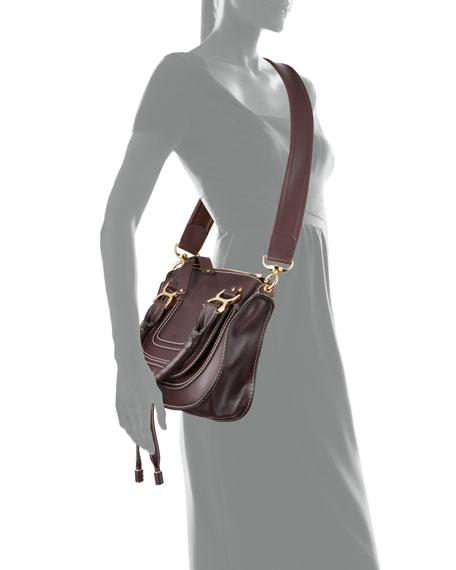 Chloe Marcie Small Smooth Calf Shoulder Bag