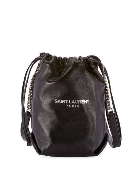 Saint Laurent Mini Teddy Shoulder Bag