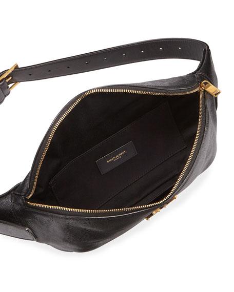 Saint Laurent Ysl Monogram Logo Fanny Pack Belt Bag