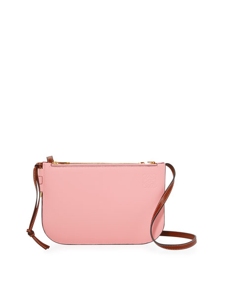 Loewe Double Zip Gate Pouch Bag