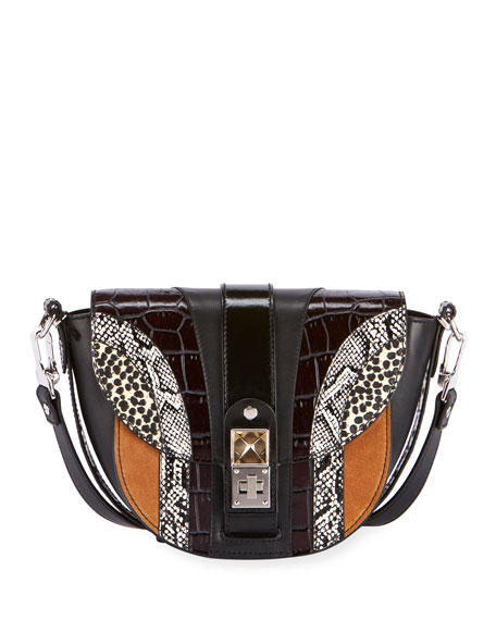 Proenza Schouler Ps1 Small Saddle Shoulder Bag