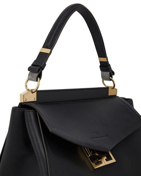 Givenchy Mystic Medium Calfskin Top-Handle Bag