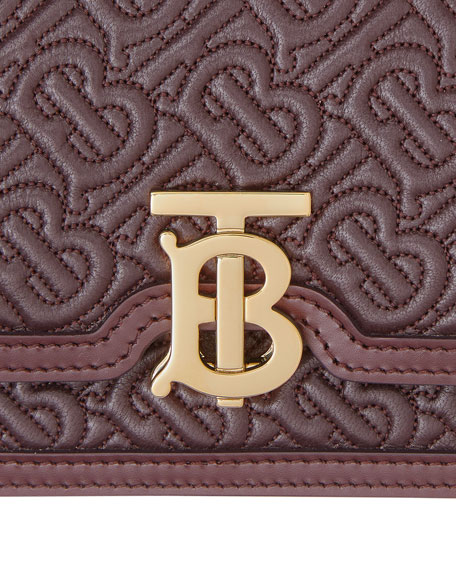 Burberry Monogram TB Crossbody Bag