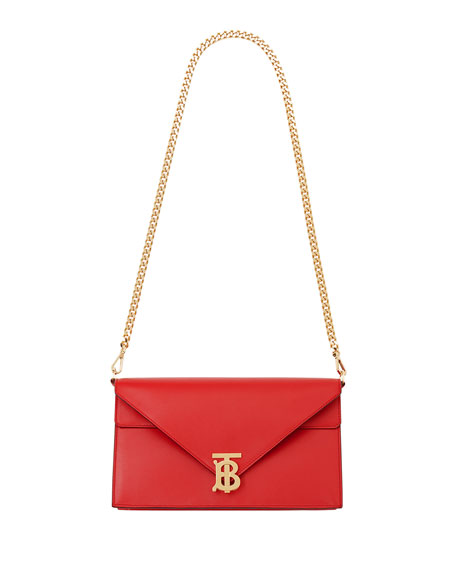 Burberry Small TB Envelope Crossbody Bag