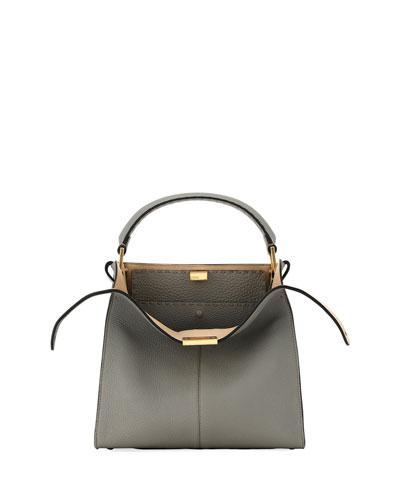 Peekaboo Rome X-Lite Calf Top-Handle Bag