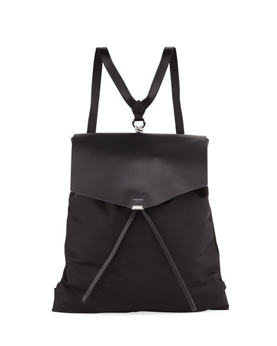 Nilo Flat Smooth Backpack