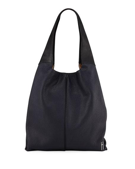 Hayward Grand Shopper Leather Tote Bag