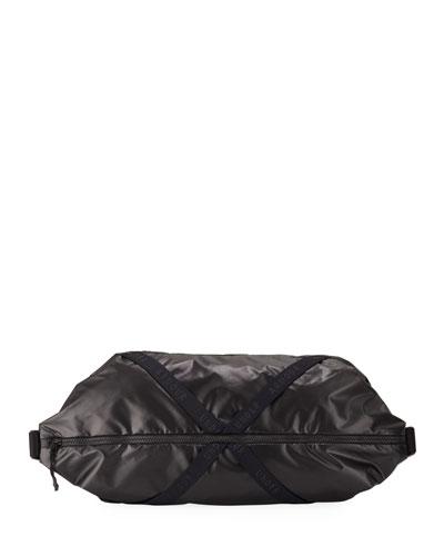 Multitasker Studio Nylon Shoulder Bag