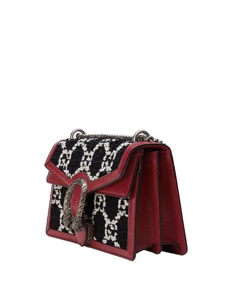 Gucci Dionysus Small Tweed Shoulder Bag