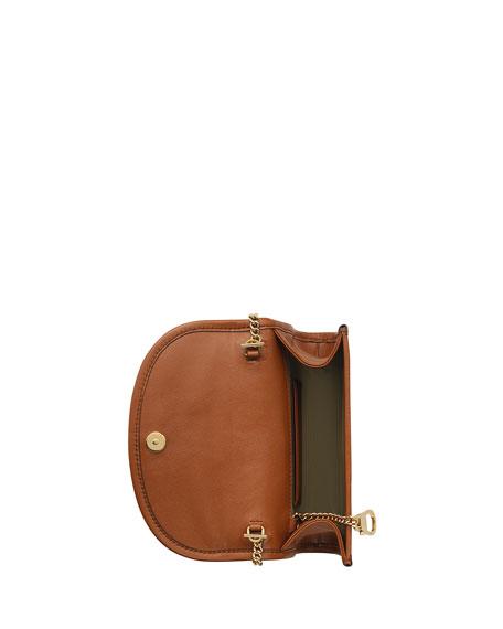 3857445c3 Gucci Rajah Mini Canvas Crossbody Bag | Neiman Marcus
