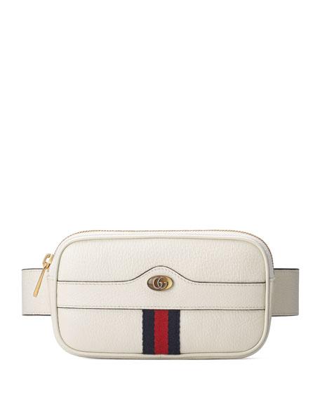 Gucci Ophidia Leather Belt Bag