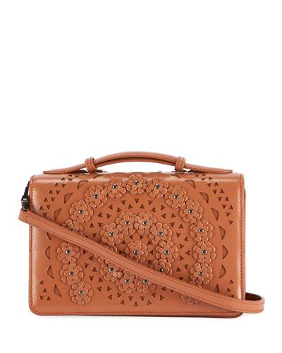 Franca Small Vienne Fleur Shoulder Bag