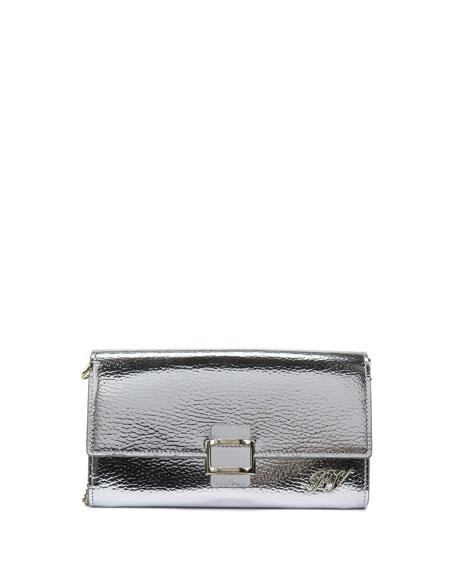 Roger Vivier Viv Pochette Clutch Bag
