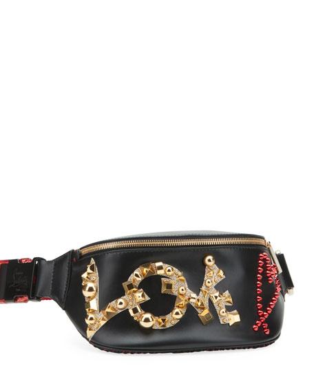 Christian Louboutin Marie Jane Love Belt Bag