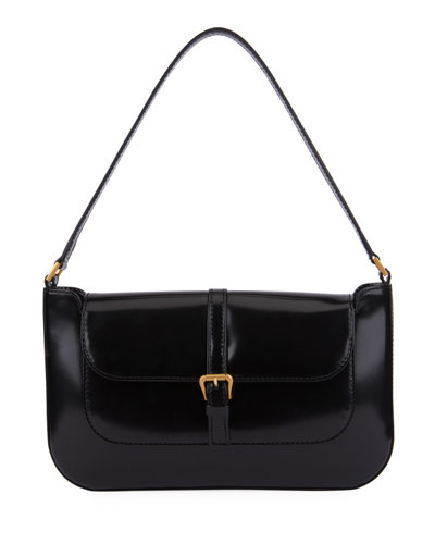 Miranda Semi-Patent Shoulder Bag
