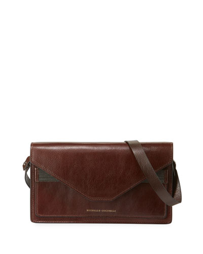 Envelope Flap Crossbody Bag