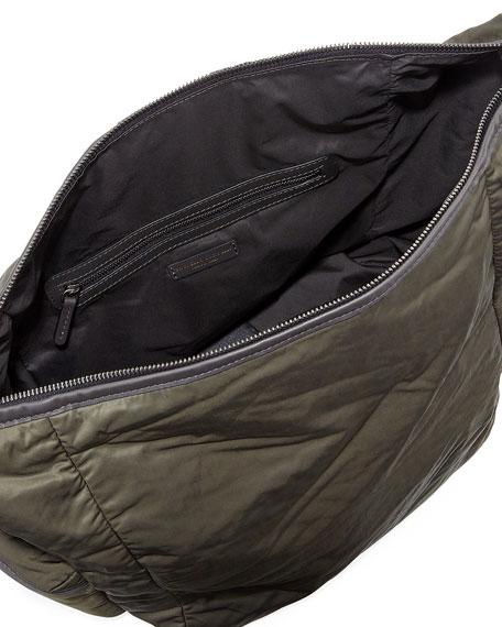 Brunello Cucinelli Techno Nylon Shoulder Bag