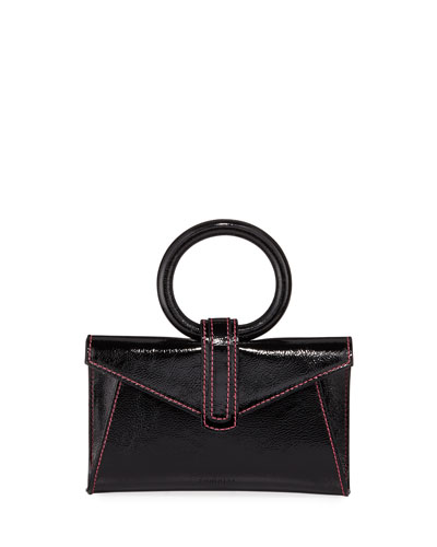 Valery Micro Belt/Crossbody Bag  Black