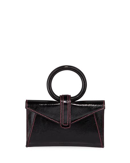 Complet Valery Micro Belt/Crossbody Bag, Black