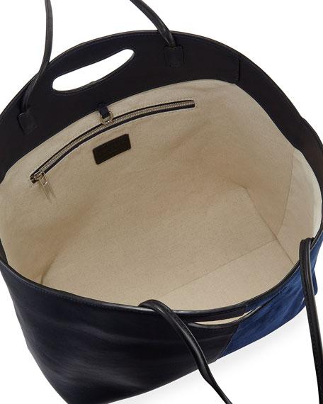 Hayward 1712 East-West Mixed Tote Bag