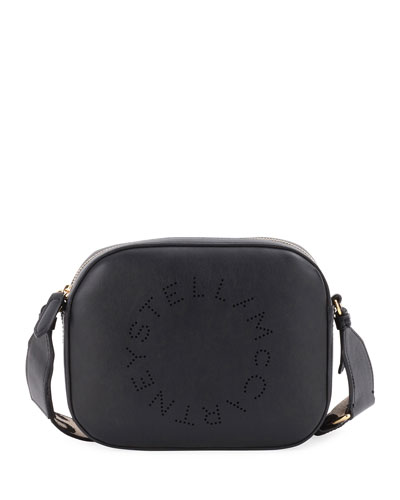 Mini Logo Crossbody Camera Bag