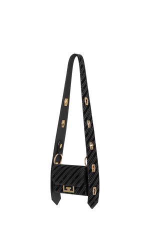Givenchy Eden Nano Velvet Belt Bag