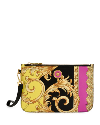 The Goddess Small Pouch Wristlet Wallet