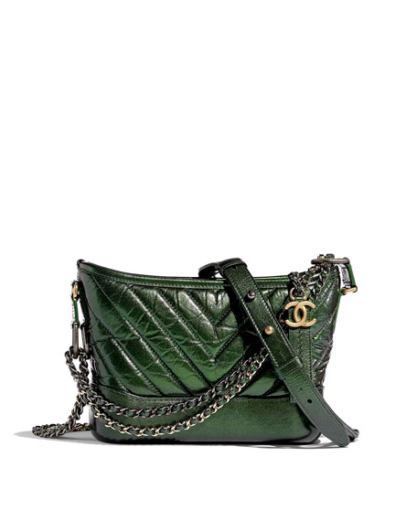 CHANEL CHANEL'S GABRIELLE  SMALL HOBO BAG