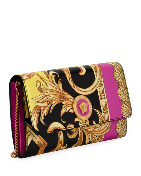 Versace Evening Goddess Wallet on Chain