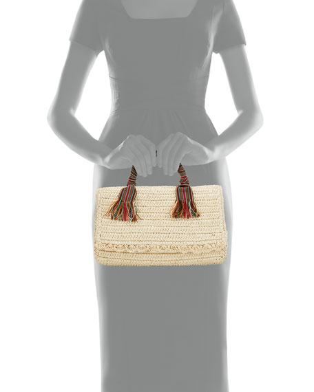 Sensi Studio La Cartera Solid Top-Handle Bag