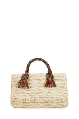 Sensi Studio La Cartera Solid Top-Handle Bag