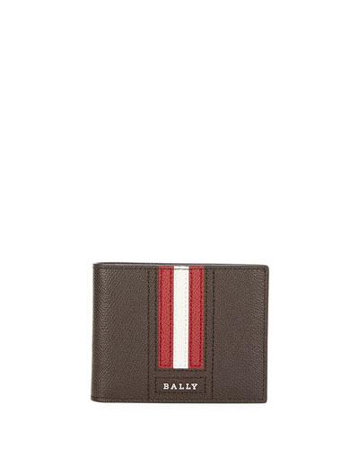 Men's Tevye Trainspotting-Stripe Wallet