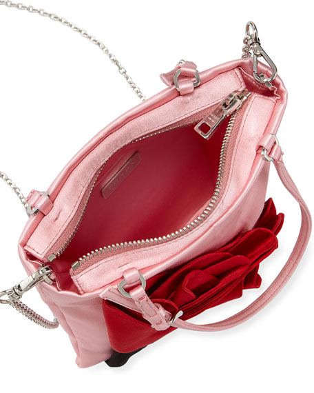 Prada Blossom Mini Bag