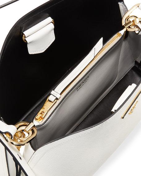 Prada Matinee Small Saffiano Tote Bag