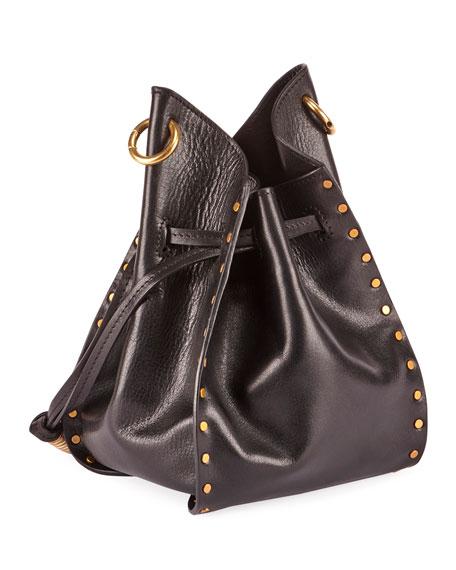 Isabel Marant Radja Embellished Shoulder Bag