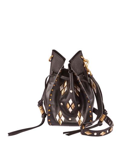 Radja Embellished Shoulder Bag