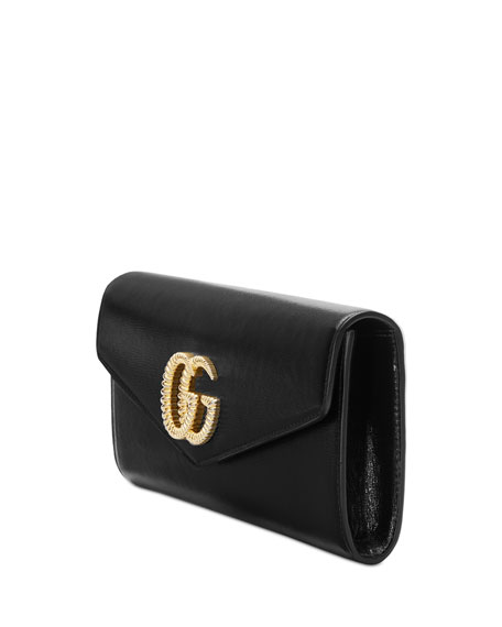 Gucci Broadway Small Evening Clutch Bag