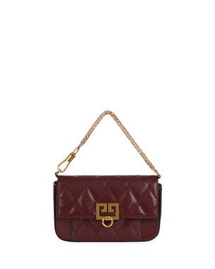 9982b1e975e3 Givenchy Pocket Mini Pouch Convertible Clutch/Belt Bag - Golden Hardware