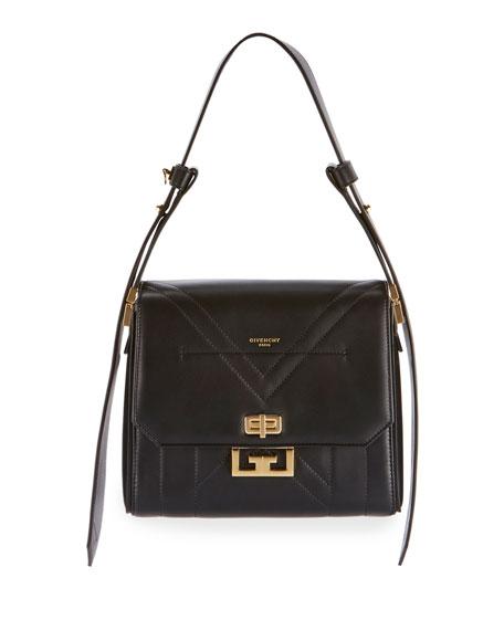 Givenchy Eden Medium Smooth Leather Shoulder Bag