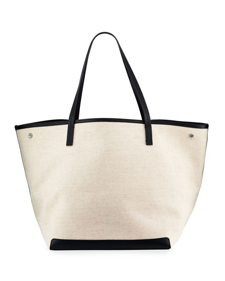 Image 1 of 2: THE ROW XL Park Tote Bag in Canvas