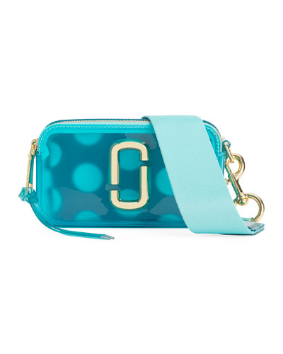 The Jelly Snapshot Crossbody Bag